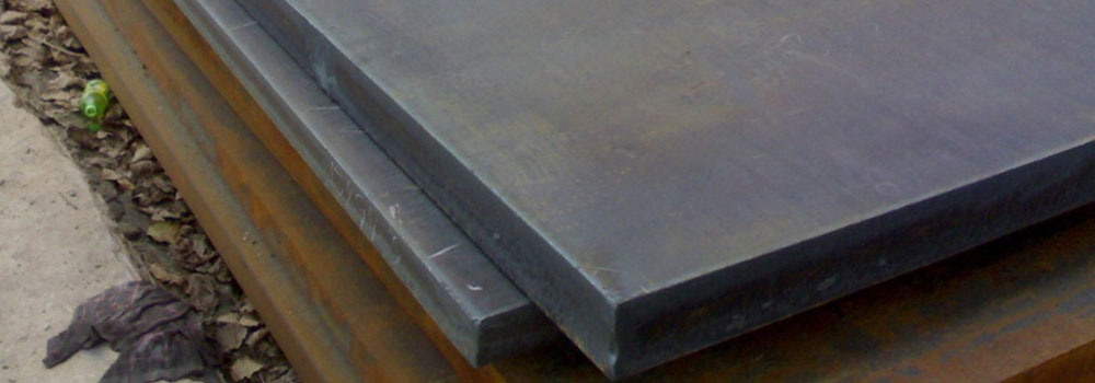 Alloy Steel Sheets and Plates