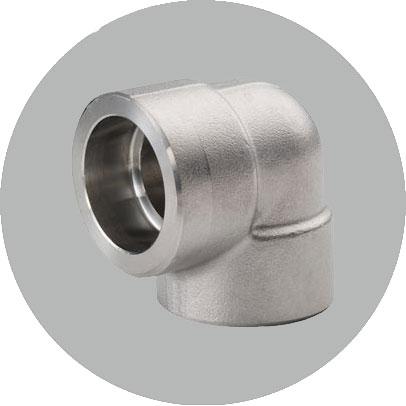 Stainless Steel 316 Socket weld Fittings, SS 316L Socket