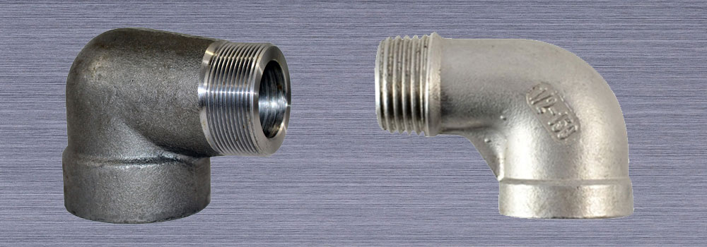 Threaded Fittings Street Elbow